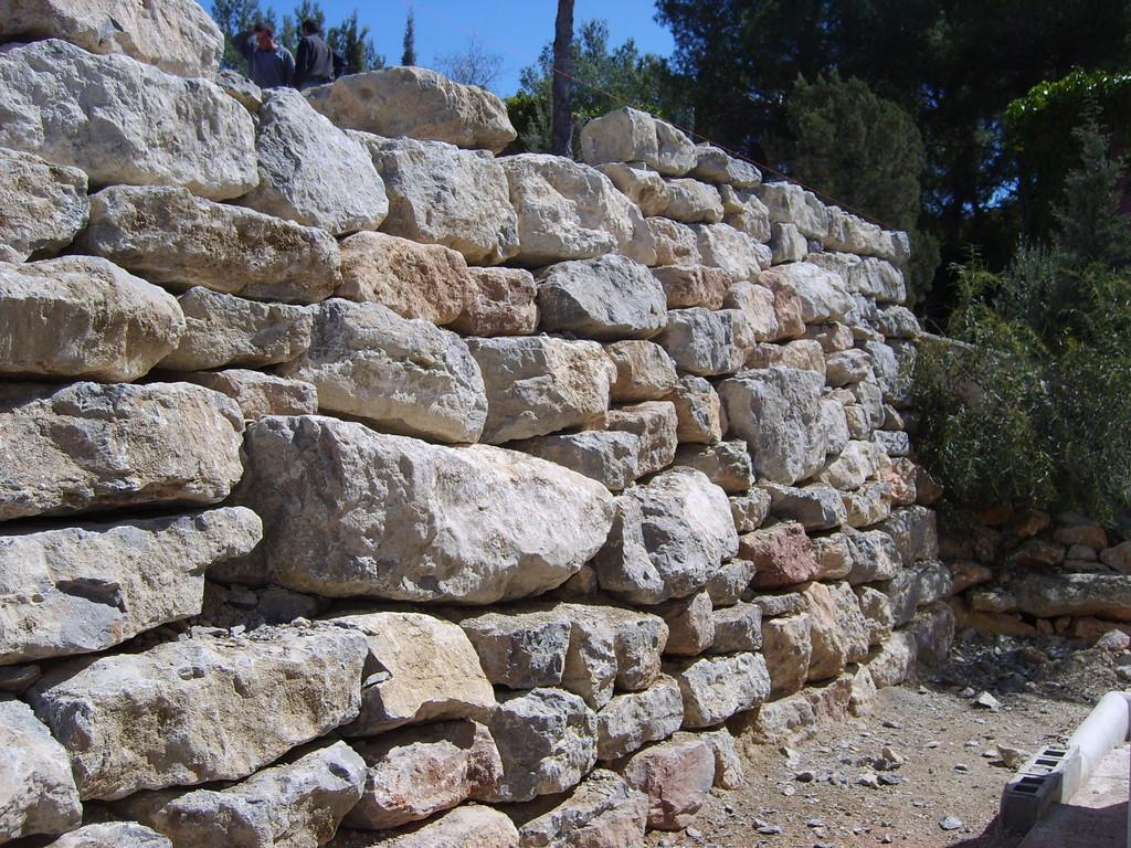 Pedro iban trabajos especiales en piedra piedra natural - Muros de piedra ...