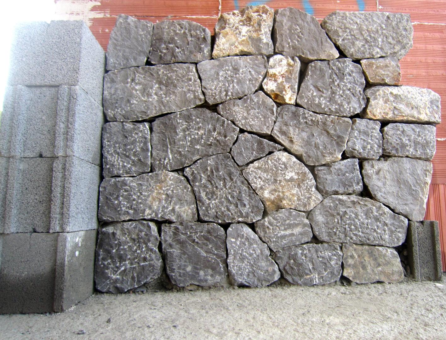 Pedro iban trabajos especiales en piedra piedra natural - Pared de piedra interior ...