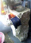 lavabos de piedra natural ibiza